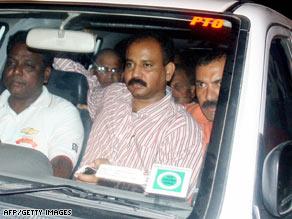Satyam founder B. Ramalinga Raju